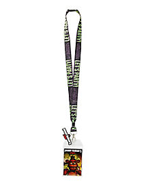 Five Nights at Freddy's Lanyard - Five Nights at Freddy's