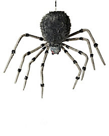 2 Ft Brown Wolf Spider - Decorations