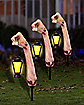 Zombie Arm Pathway Markers 3 Pack - Decorations