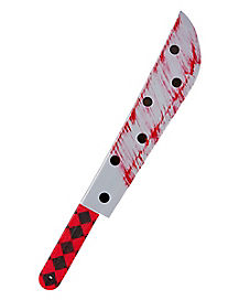 Killer Clown Machete