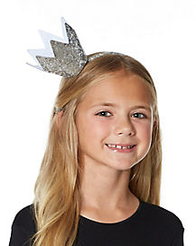 Glitter Princess Headband