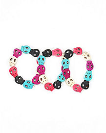 Day of the Dead Bracelets