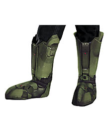 Master Chief Boot Covers - Halo