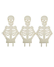 1.5 Ft Skeleton Torso Fence - Decorations