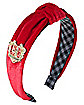 Gryffindor Crest Headband - Harry Potter