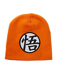Goku Kanji Beanie - Dragon Ball Z Ressurrection F