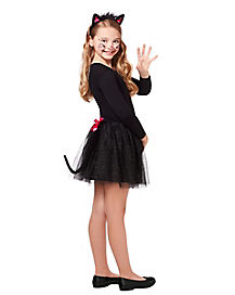 Kids Animal Cat Costume Kit