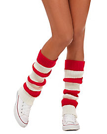 Wenda Legwarmers - Where's Waldo