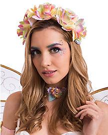 Fairy Flower Crown Headband