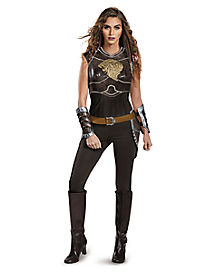 Adult Garona Costume Deluxe - World of Warcraft