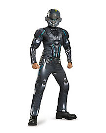 Kids Spartan Locke Costume - Halo
