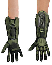 Kids Master Chief Gloves - Halo