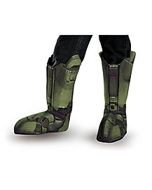 Kids Master Chief Boot Covers - Halo