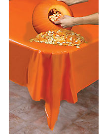 Pumpkin Carving Tablecover