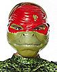 Kids Raphael Mask Deluxe - TMNT