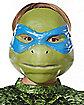 Kids Leonardo Mask Deluxe - TMNT