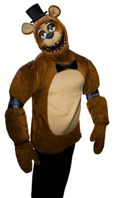 Adult Freddy Fazbear Costume Five Nights