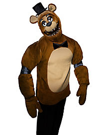 Adult Freddy Fazbear Costume - Five Nights at Freddy's