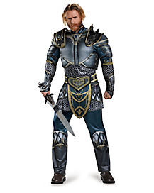 Adult Lothar Costume – World of Warcraft
