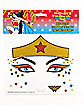 Wonder Woman Face Decal - DC Comics