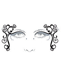 Fairy Face Decal