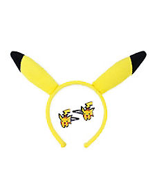 Pikachu Headband Set - Pokemon