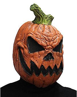 Jack'o Lantern Jr. Mask