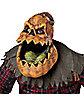 Adult Evil Grinning Jack O'Lantern Mask