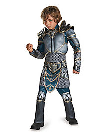 Kids Lothar Costume – World of Warcraft