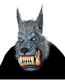 Lunar Wolf Mask