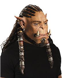 Durotan Mask Deluxe - World of Warcraft
