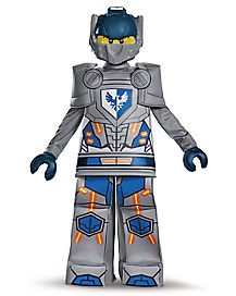 Kids Nexo Knight Clay Costume - LEGO