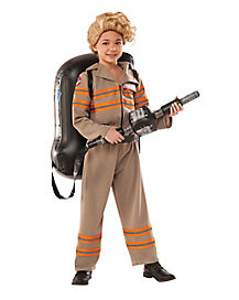 Kids Ghostbuster Costume Deluxe - Ghostbusters