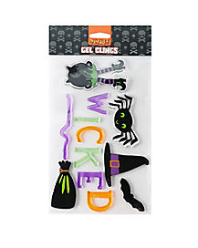 Witch Gel Cling Set – Decorations