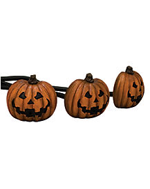 Fogging Pumpkin Trio - Decorations