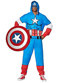 Captain America Sleep Suit - Marvel Comics