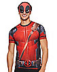 Sublimated Deadpool T Shirt - Marvel Comics