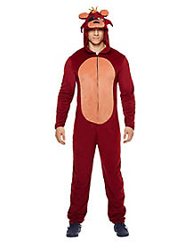 Adult Foxy Pajamas - Five Nights at Freddy's
