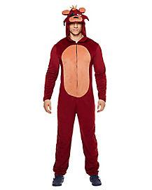 Adult Foxy Pajamas - Five Nights at Freddys