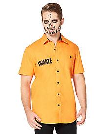 Arkham Inmate Workshirt - Suicide Squad
