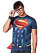 Caped Superman Shirt - Batman v. Superman: Dawn of Justice