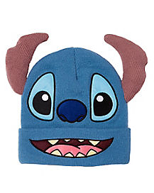3D Stitch Beanie Hat - Lilo & Stitch