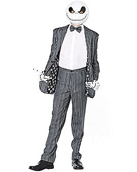 Jack Skellington Suit - The Nightmare Before Christmas
