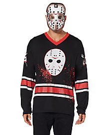 Jason Vorhees Hockey  Jersey - Friday the 13th