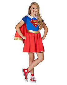 Kids Supergirl Costume - DC Girls