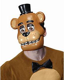 Freddy Fazbear Mask - Five Nights at Freddy's