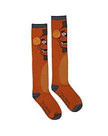 Freddy Fazbear 3D Socks - Five Nights at Freddy's