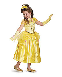 Kids Belle Costume Deluxe - Beauty and the Beast