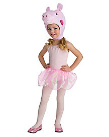 Toddler Peppa Pig Costume - Peppa Pig