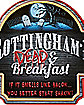Rottingham Dead and Breakfast Sign - Decorations